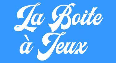 Logo La Boîte à Jeux