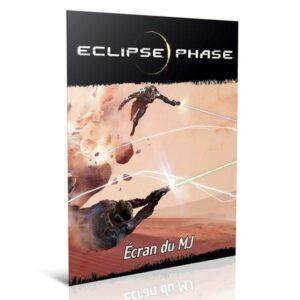 Eclipse Phase - Écran du MJ