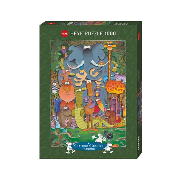 PUZZLE HEYE - G. MORDILLO : Photo - 1000 pièces