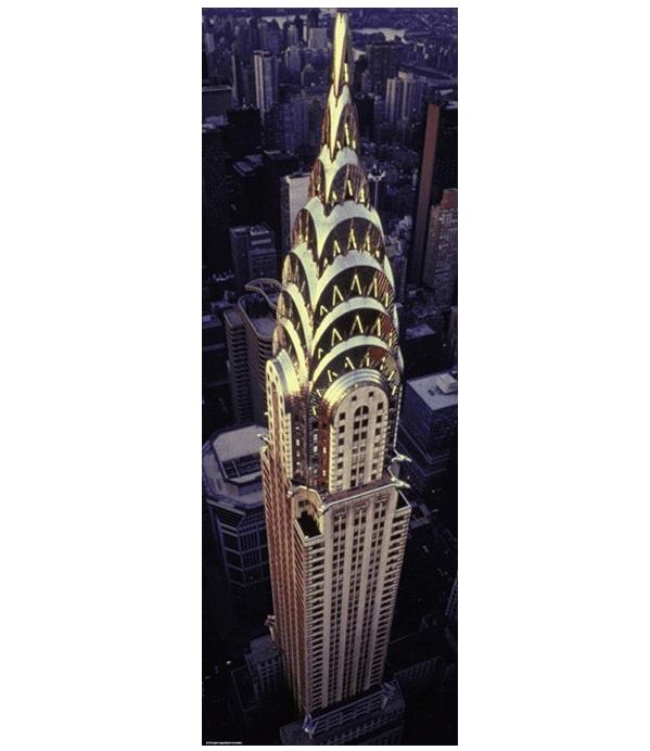 PUZZLE HEYE - Chrysler Building - 1000 pièces