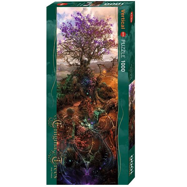 PUZZLE HEYE - A. THOMAS : Magnesium Tree - 1000 pièces