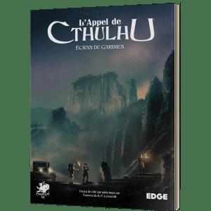 L'Appel De Cthulhu - Accessoires du gardien