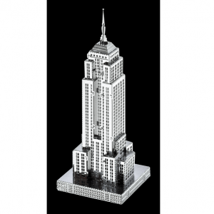METAL EARTH - ARCHITECTURE - EMPIRE STATE BUILDING