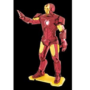 Metal Earth - Marvel Avengers - Iron Man - Maquette 3D en métal