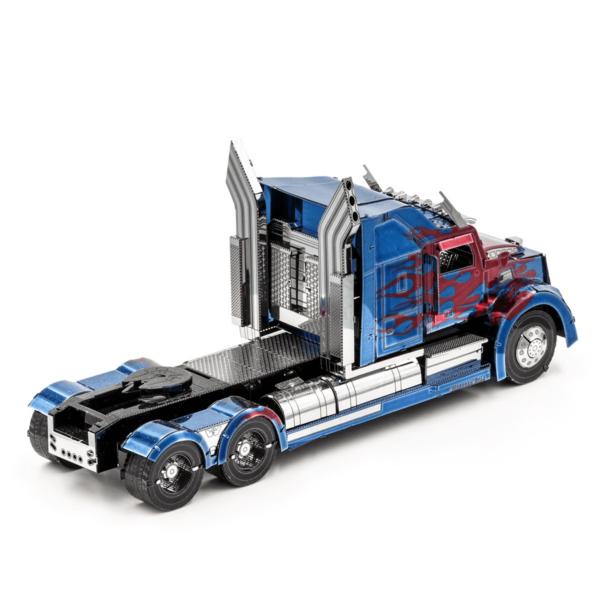 Metal Earth - Iconx - Transformers - Optimus Prime Camion Western Star 5700 - Maquette 3D en métal