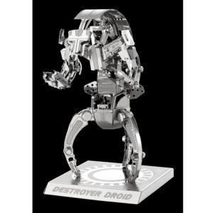Metal Earth Star Wars – Destroyer Droid – Maquette 3D en métal