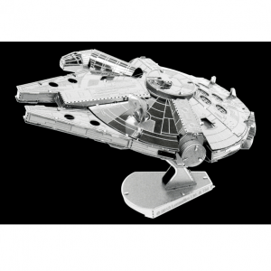 Metal Earth Star Wars – Faucon Millenium – Maquette 3D en métal