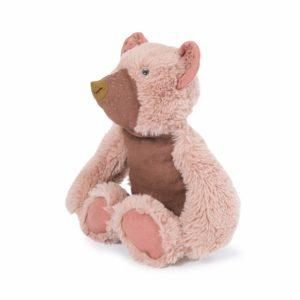 Peluche_ourson_rose_Aub_pine_Rendezvous_chemin_du_loup_Moulin_Roty_