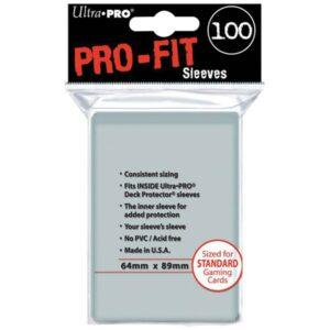 ULTRA PRO - 100 PRO-FIT STANDARD