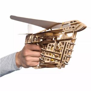 Aéro-Lanceur Ugears – Puzzle 3d en bois