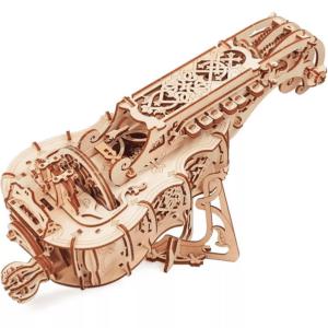 Vielle à Roue Ugears – Puzzle 3d en bois