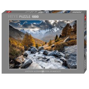 PUZZLE HEYE - R. ROJAS : Le ruisseau - 1000 pièces