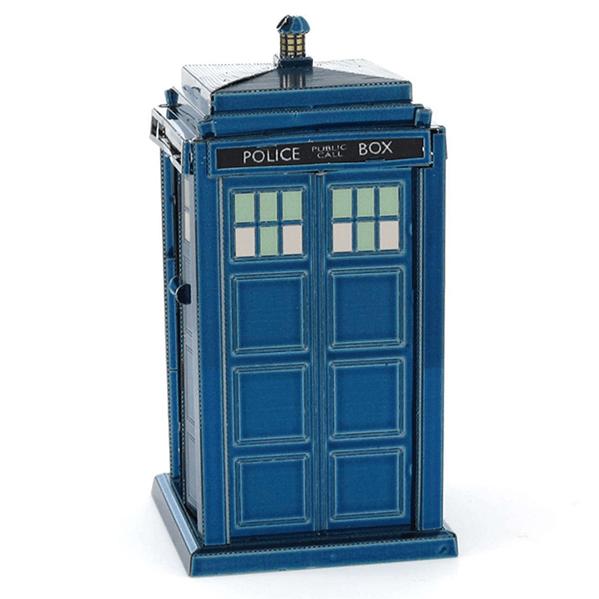 METAL EARTH - DOCTOR WHO - TARDIS