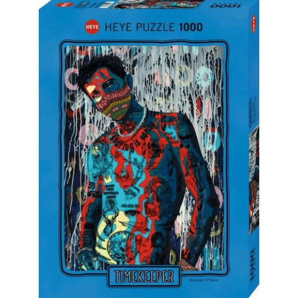 PUZZLE HEYE - N. O'FLYNN : Sharing is Caring - 1000 pièces