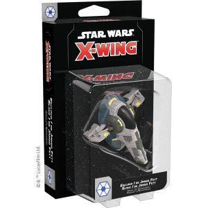 X-WING 2.0 - SLAVE I DE JANGO FETT