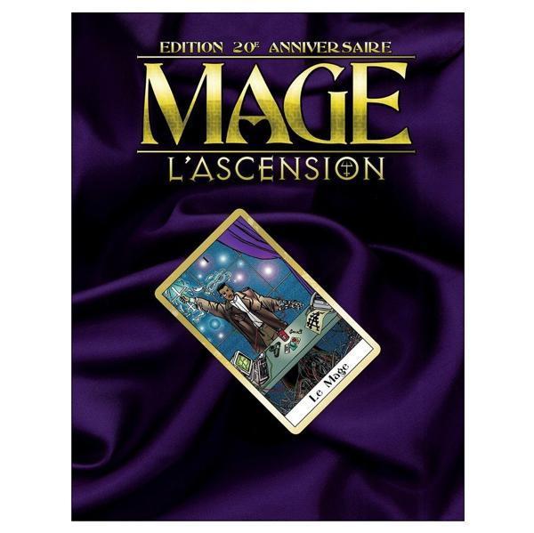 MAGE, L'ASCENSION - EDITION 20E ANNIVERSAIRE