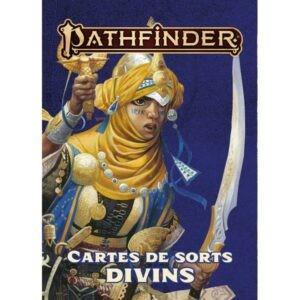 Pathfinder 2 - Cartes de sorts Divins