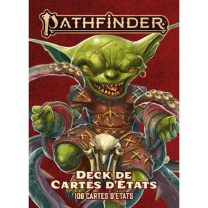 Pathfinder 2 - Deck de Cartes d'états