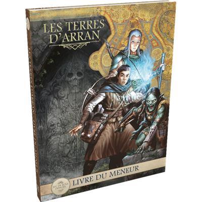TERRES D'ARRAN - LIVRE DU MENEUR