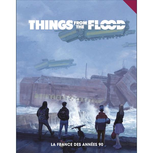 Things from the Flood – La France des Années 90