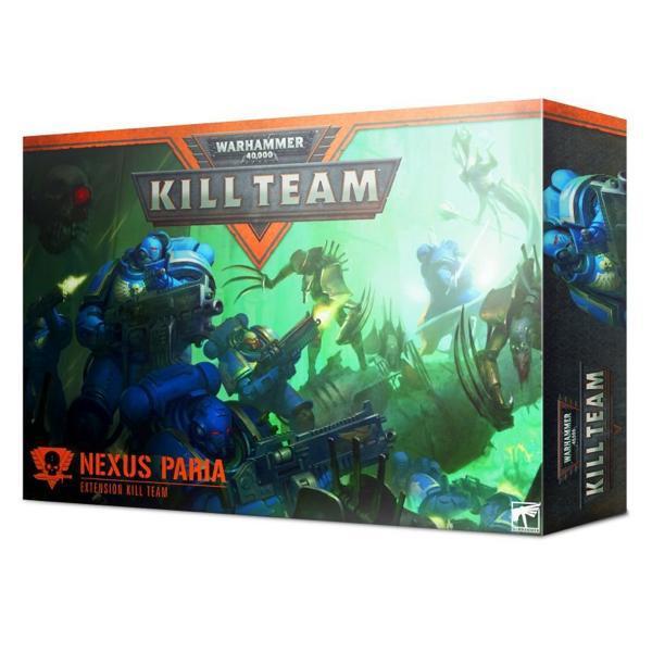 Warhammer 40,000- Kill Team Nexus Paria