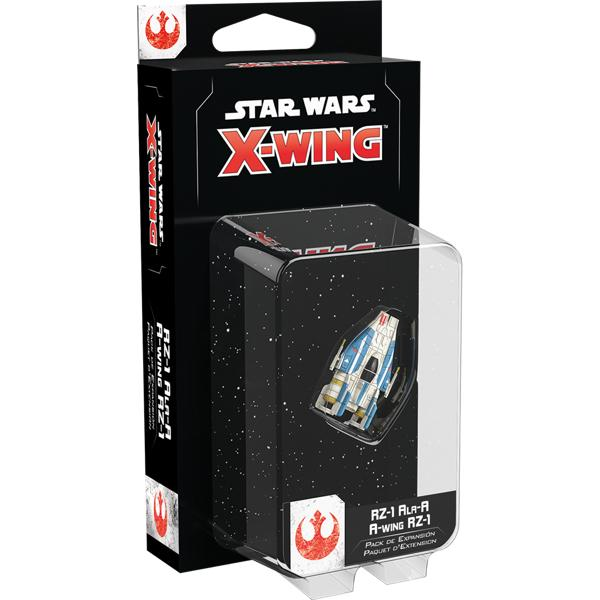 X-WING 2.0 - A-WING RZ-1