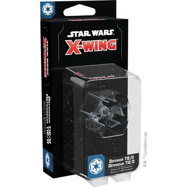 X-WING 2.0 - DÉFENSEUR TIE:D