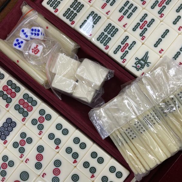 mahjong-marqueté