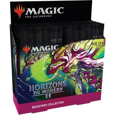 Horizons du Modern 2 - 12 Boosters Collector - Display