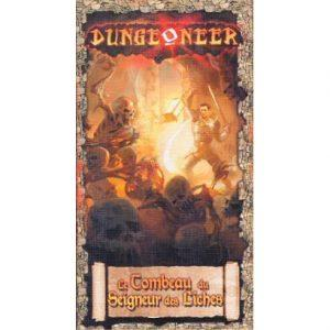 Dungeoneer - Le Tombeau du Seigneur des Liches