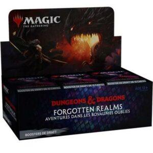 Forgotten Realms - Aventures dans les Royaumes Oubliés - 36 Boosters de Draft