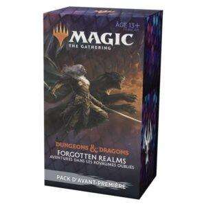 Forgotten Realms - Aventures dans les Royaumes Oubliés - Pack d'Avant Première