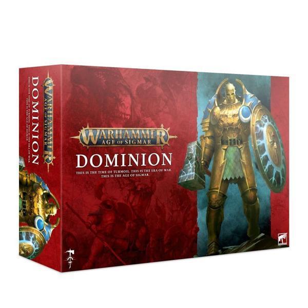 Warhammer Age of Sigmar- Dominion-VO