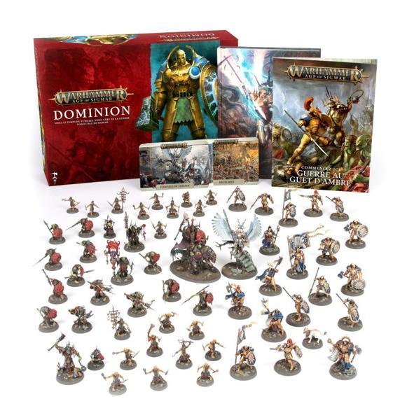 Warhammer Age of Sigmar- Dominion