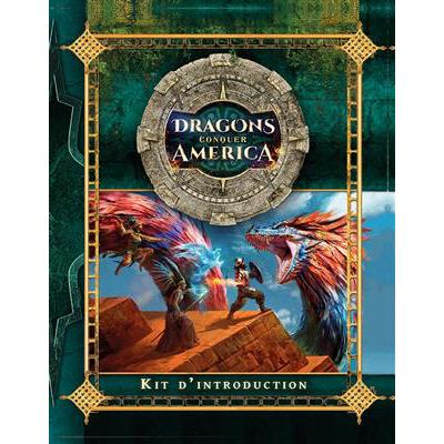 Dragons Conquer America - Kit d'introduction
