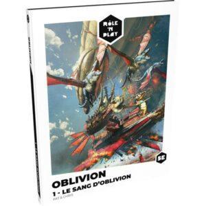 OBLIVION 1 - LE SANG D'OBLIVION