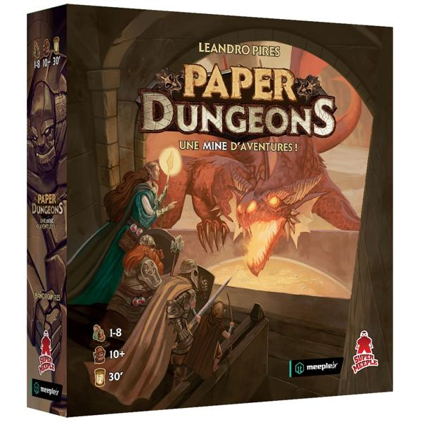 paper-dungeons