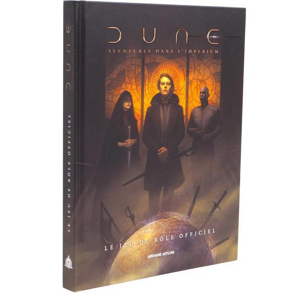 Dune - Aventures dans l'Imperium - Livre de base