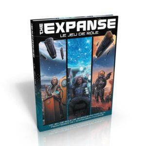 THE EXPANSE - LIVRE DE BASE